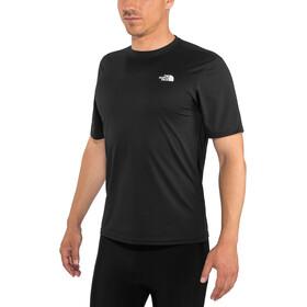 The North Face Flex II SS Shirt Herr tnf black/tnf white